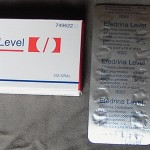 Efedrina Level - 50mg Ephedrin HCL