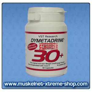 Dymetadrine 30+ ECA Stack Fatburner